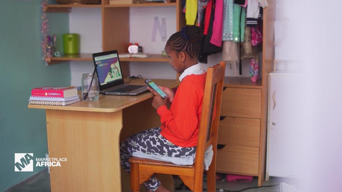 Can Kenyan entrepreneurs redraw the classroom of the future? - CNN Video