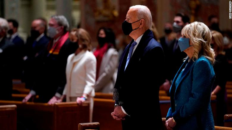 What America needs from Biden today