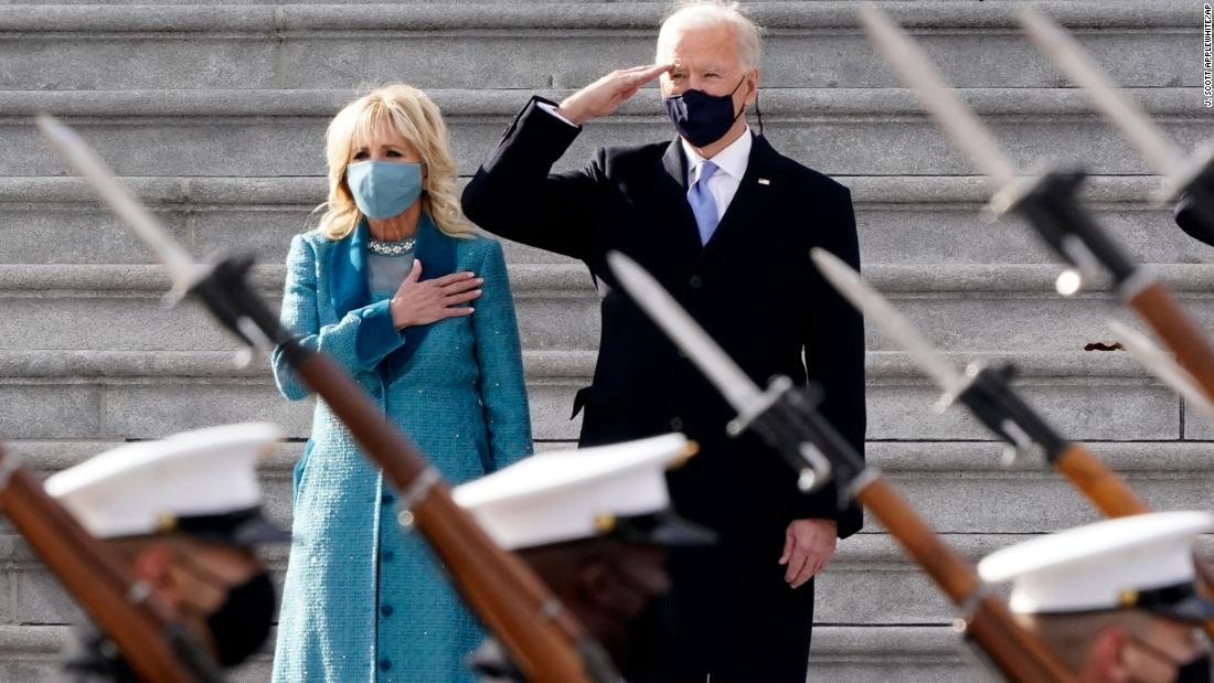 Biden brings a dose of normal to a beleaguered nation