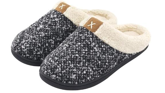 UltraIdeas Cozy Memory Foam Slippers