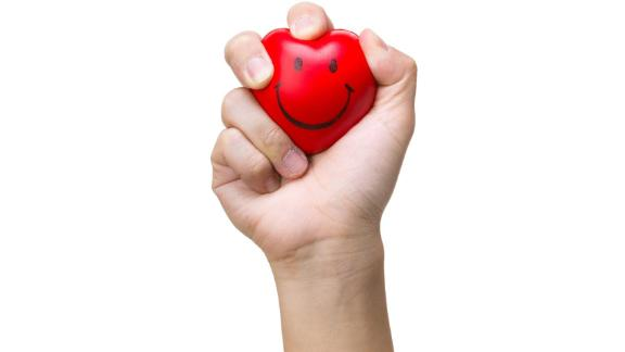 Neliblu Heart Stress Balls