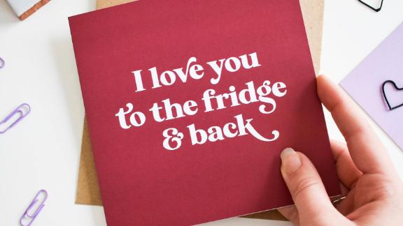 PurpleTreeDesignsUK Valentine's Day Card
