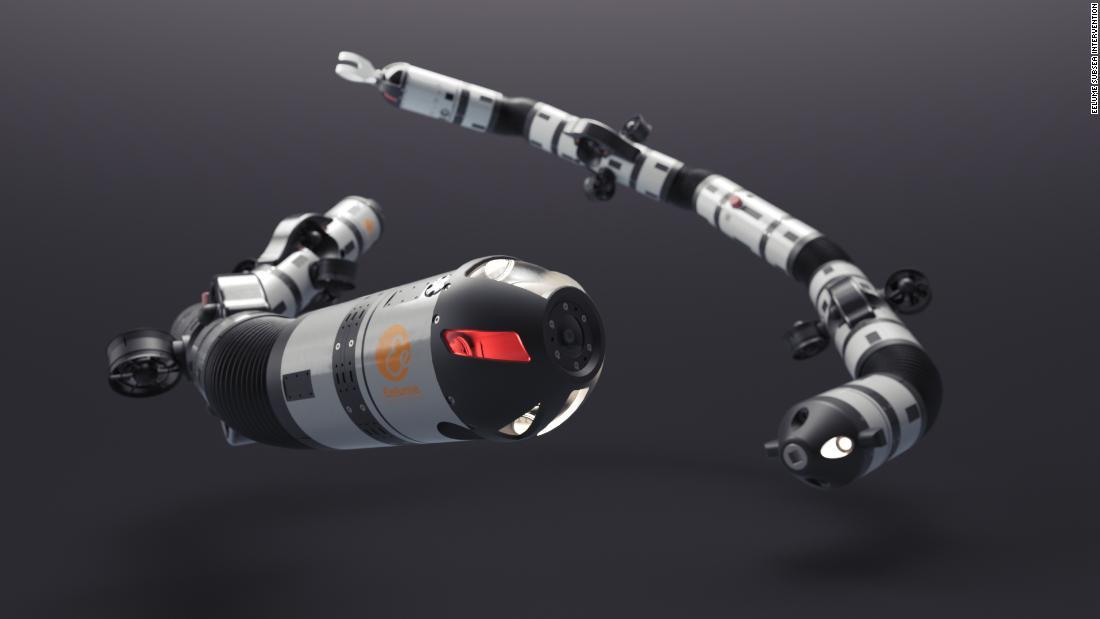 Image result for snake robot Eelume