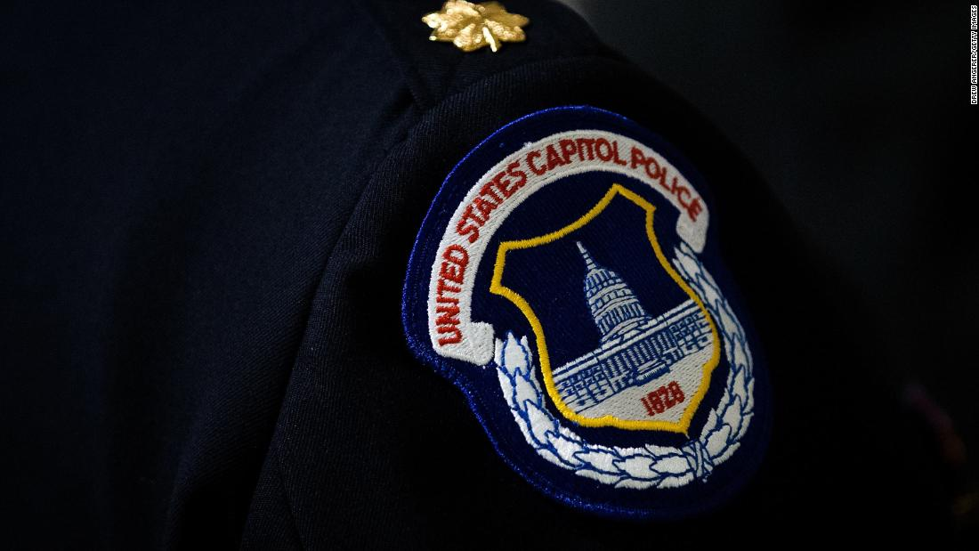 Capitol Police officer indicted for allegedly helping hide rioter's role in insurrection
