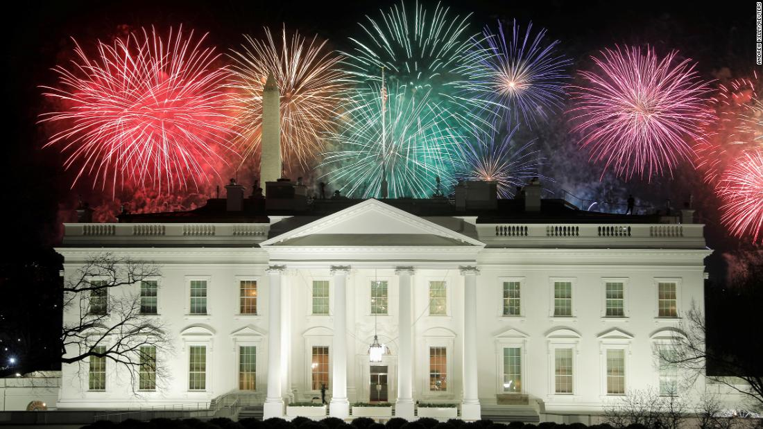 Opinion: What made 'Celebrating America' soar