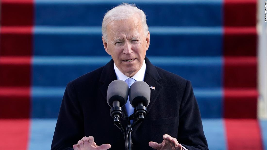 The conflict with China is one thing Joe Biden won't be rushing to fix