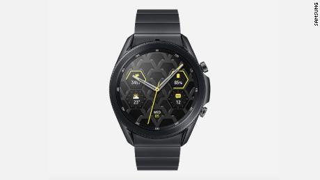 Samsung Galaxy Watch3 titânio