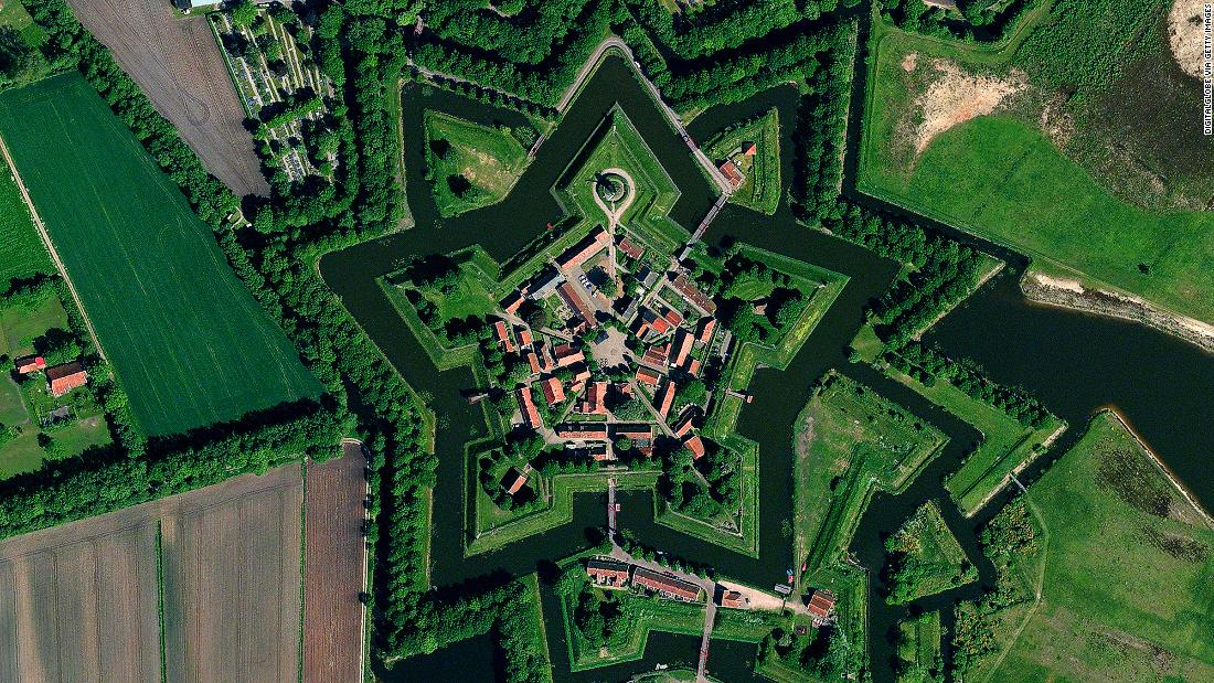 Europe's Star Cities, marvels of Renaissance engineering