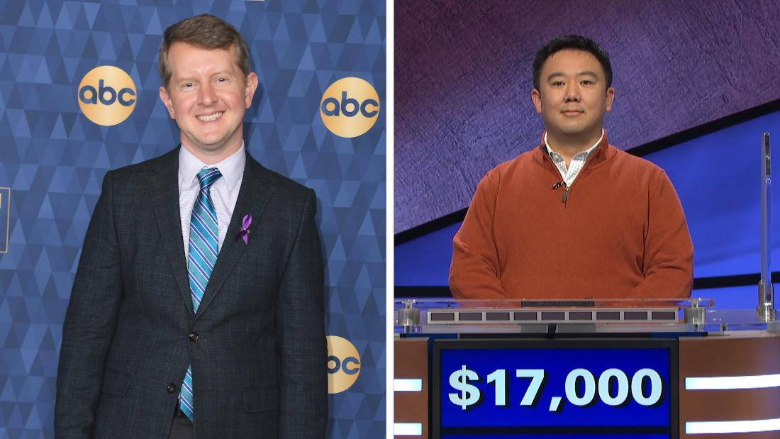 Watch 'Jeopardy!' contestant remind Ken Jennings of the day he lost - CNN Video