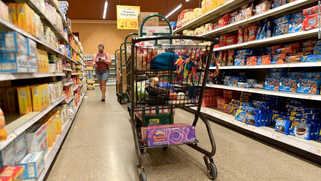 Instacart doubles its valuation for the second time since pandemic began