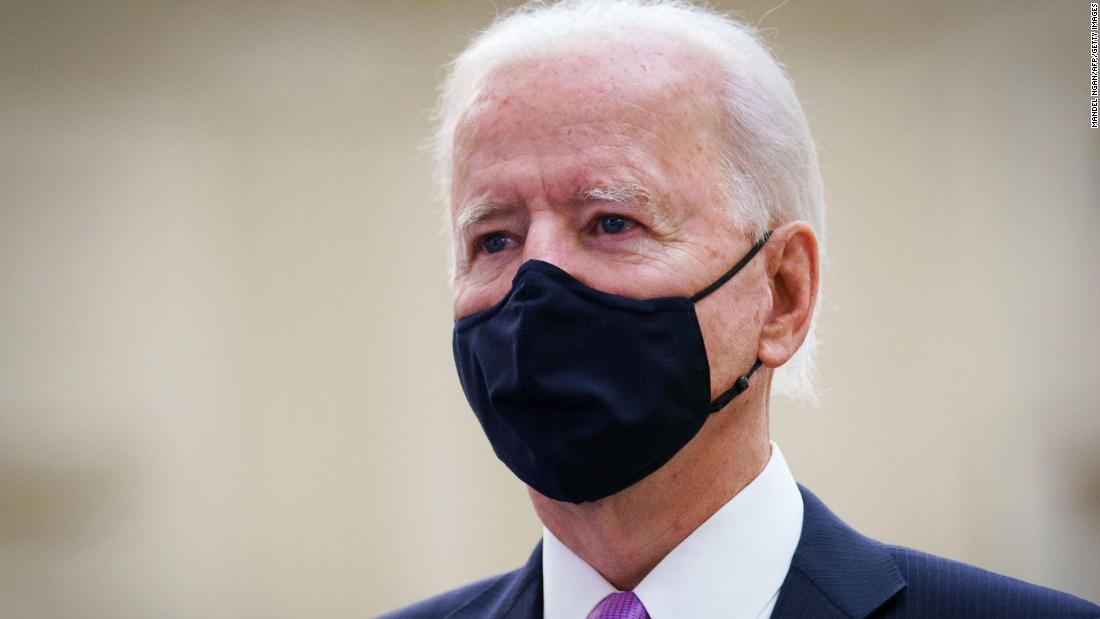 A look into Biden's first full day in office