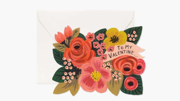 Rifle Paper Co. To My Valentine... Greeting Card