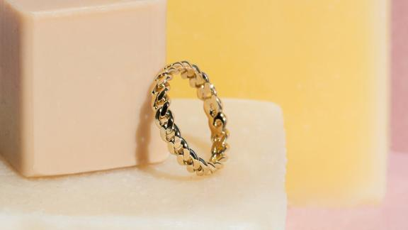 Aurate Love Me Knot Ring
