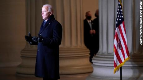 Biden's Covid plan has to work. The economy depends on it