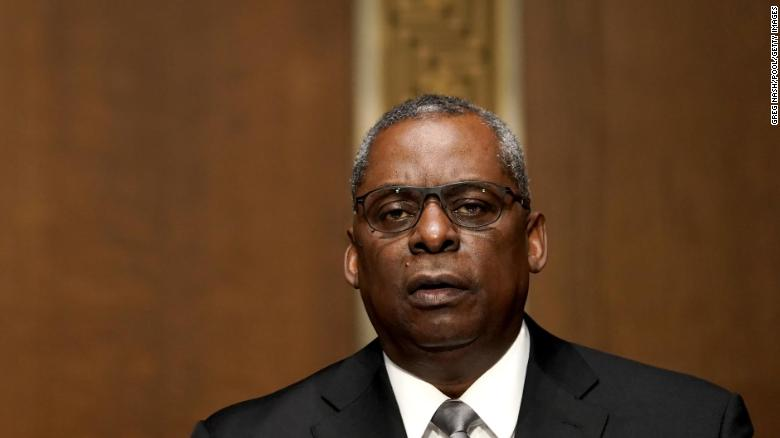 Senate to vote on confirmation of Biden defense secretary pick Lloyd Austin