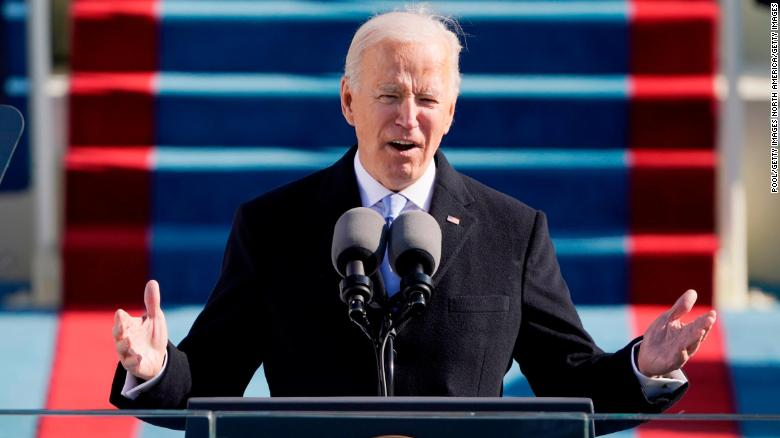 Biden is calling for unity. Will Washington listen?