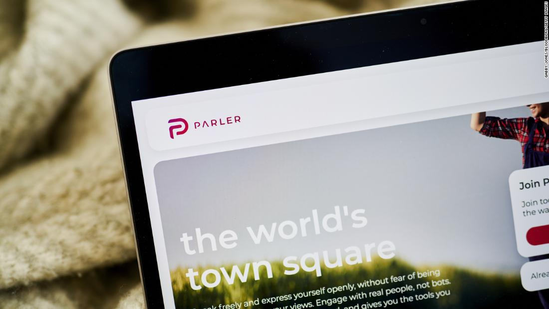 Federal judge blocks Parler's bid to be restored on Amazon Web Services