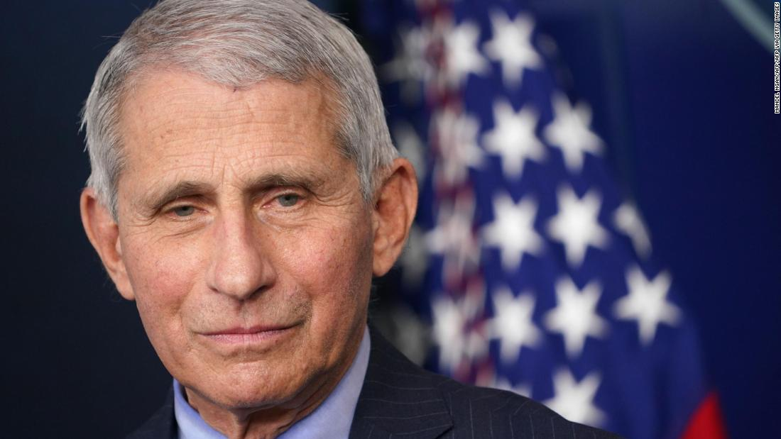 Fauci was asked if he feels 'free' under Biden. Hear his response