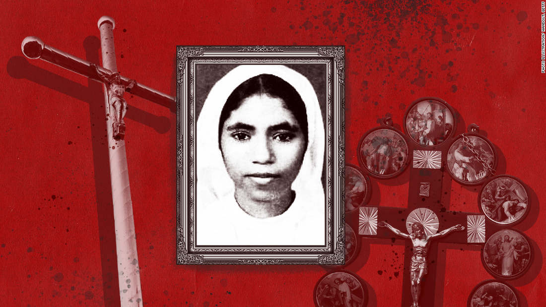 She was murdered for catching an Indian priest and nun in a sex act. Three decades later, justice is served - cnn