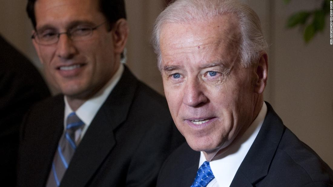 Opinion: If there's anyone who can reach a deal, it's Joe Biden