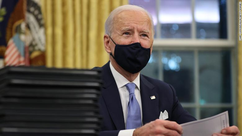 The radical normality of Joe Biden's first days in office
