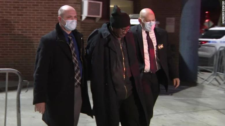 NYPD arrests man for three murders at Brooklyn senior housing complex