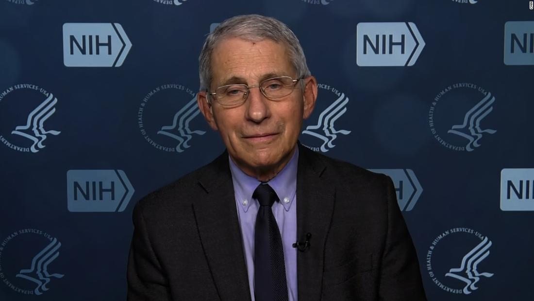 Fauci reflects on why Trump administration fell short on Covid-19 strategy
