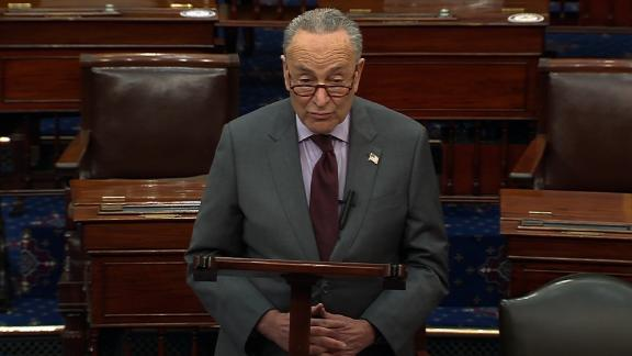Image for Schumer says House will send impeachment article to Senate on Monday