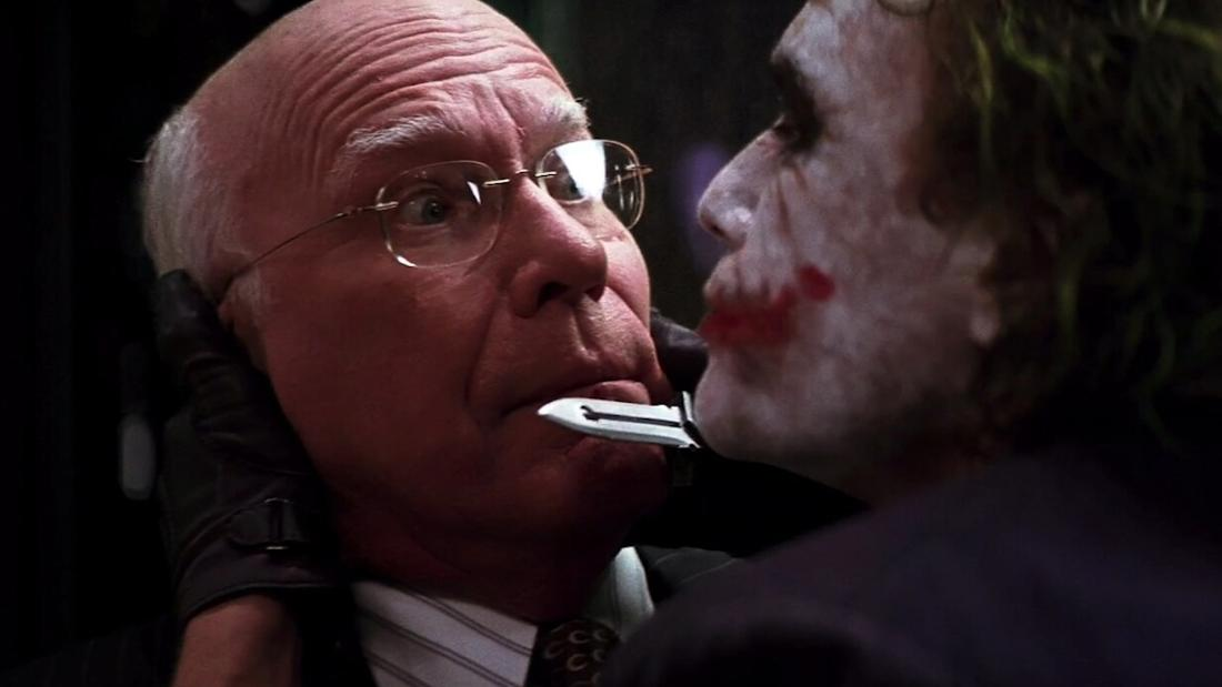 Sen. Patrick Leahy doubles as a Batman actor