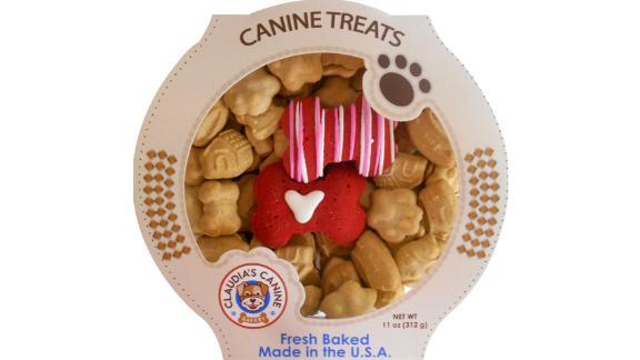 Claudia's Canine Bakery Valentine's Dog Treats