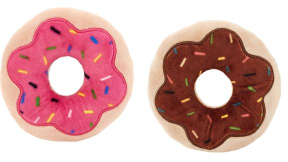 Frisco Donut Cat Toys, 2-Pack
