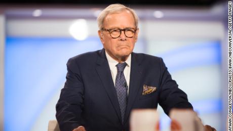 Том Брокоу уходит из NBC News после 55 лет работы в сети