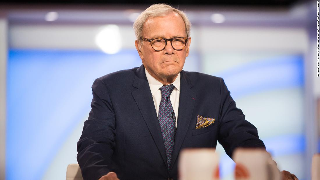 Tom Brokaw retiring from NBC News after 55 years with the network
