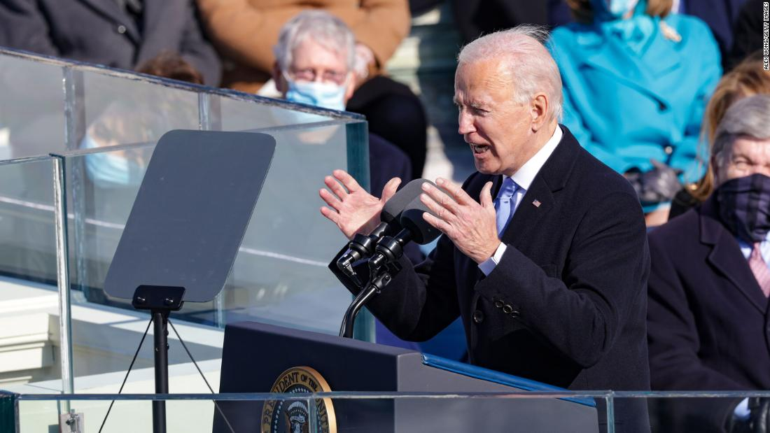 Biden's opening with Republicans is narrow but real
