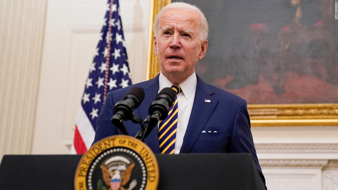 Biden: 'We cannot, will not, let people go hungry'