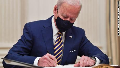 Biden urges patience as frustration grows over vaccine supply