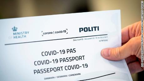 The case for issuing Covid-19 vaccine passports