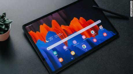 Samsung Galaxy Tab S7 +