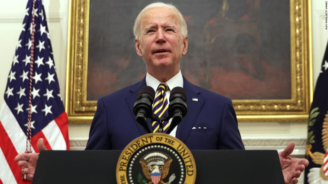 Biden will sign executive order aimed at strengthening American manufacturing – CNN