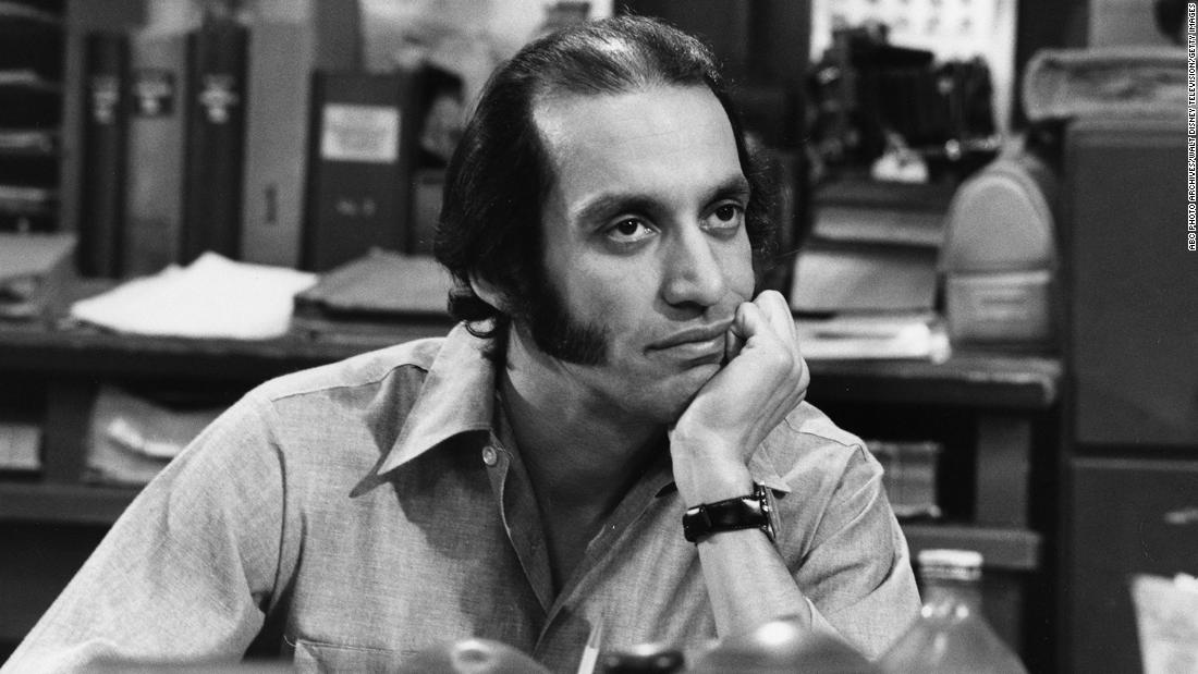 Gregory Sierra, 'Sanford and Son' and 'Barney Miller' actor, dies at 83 - CNN