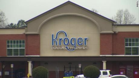 The Kroger store in Duluth, Georgia.