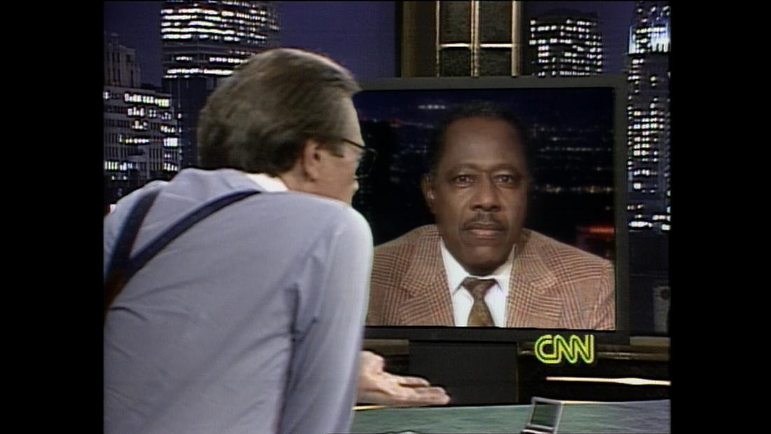 Legend interviews legend: Larry King talks with Hank Aaron (1991) - CNN Video