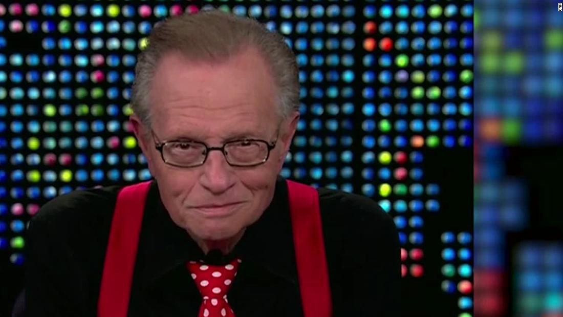 Larry King signs off CNN: Instead of goodbye, so long  - CNN Video