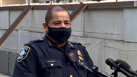 Seattle Interim Police Chief Adrian Diaz announced the new policy on Saturday, January 23.