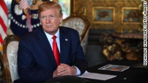Trump begins speaking with impeachment lawyer, even as he scrambles to build defense team