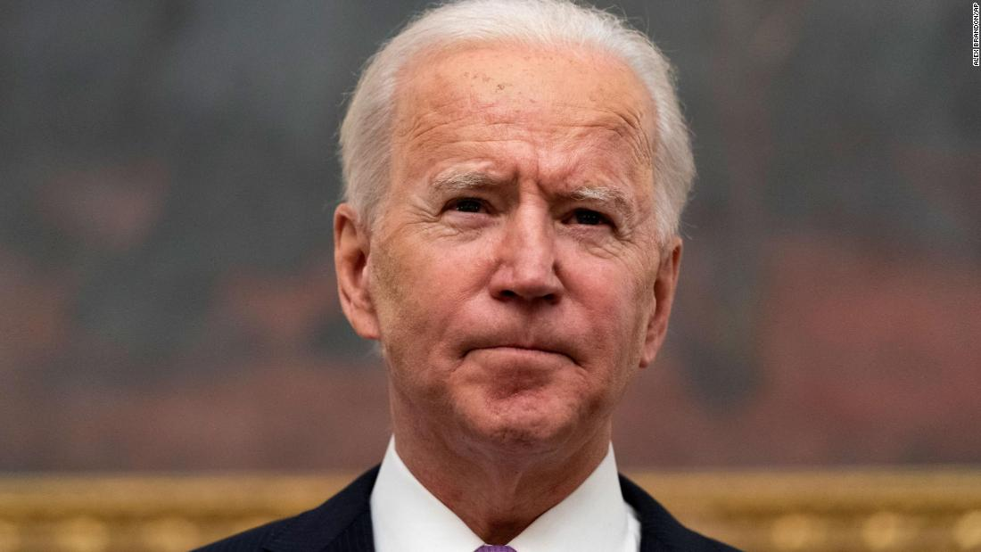 Analysis: Biden's authority is on the line already in first full week of presidency