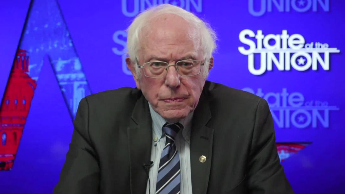 Sanders says 'room full of lawyers' is working to make case for $15 minimum wage