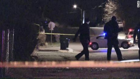 Five people including a pregnant woman were killed in Indianapolis' 'largest mass casualty shooting' in more than a decade