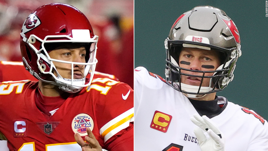 Super Bowl 2021 Kansas City Chiefs Will Face The Tampa Bay Buccaneers In Super Bowl Lv Cnn