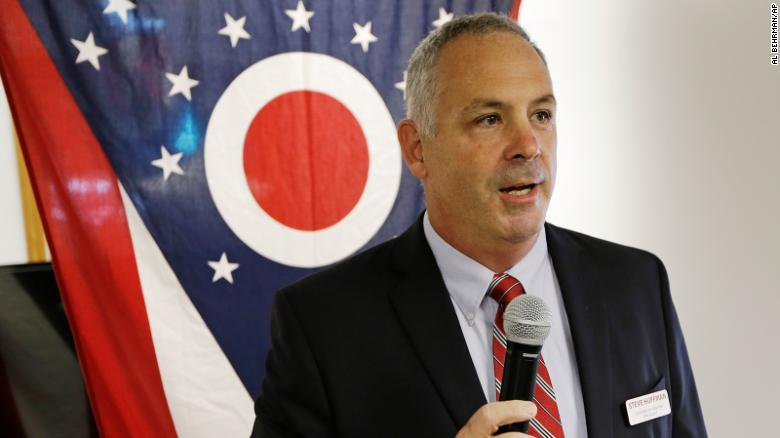 Ohio lawmaker who asked racist question about Black hygiene tapped to lead state health panel